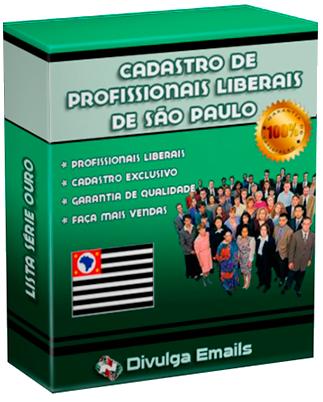 Lista de emails São Paulo