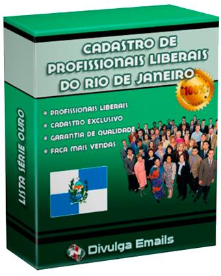 Lista email Rio de Janeiro