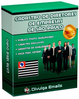 Lista emails empresários de São Paulo