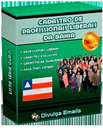 Mailing pessoas da Bahia