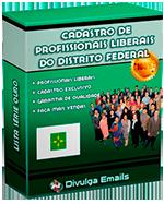 Mailing pessoas do Distrito Federal